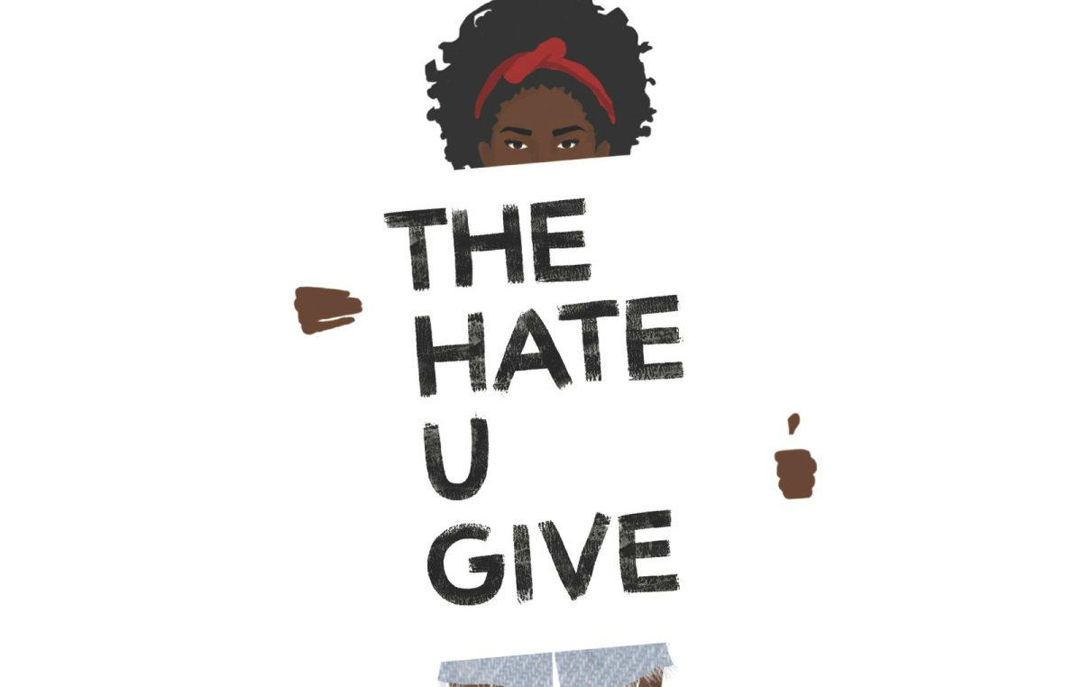 #BookevinReads The Hate U Give by Angie Thomas