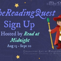 #TheReadingQuest Sign Up!